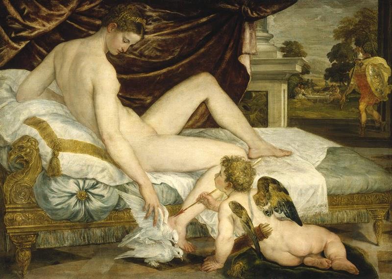 vénus et amour